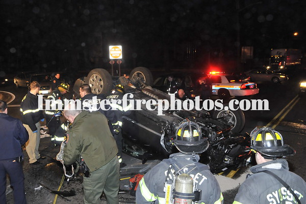 Syosset FD South Oyster Bay Road 1-26-09