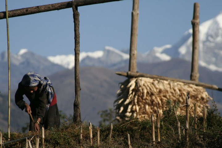 career break travel adventures in Nepal, volunteering in Nepal