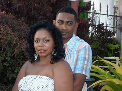 Marsha & Curtis