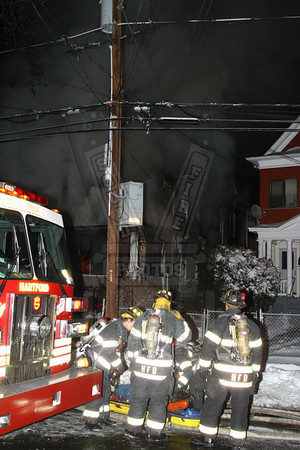 Hartford, Ct 2nd alarm 12/18/13
