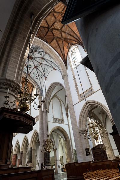 The Grote Kerk (St.-Bavokerk)
