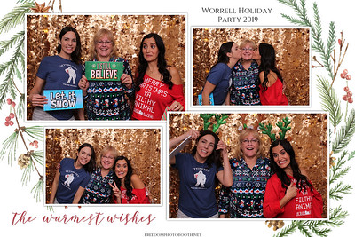 Worrell Holiday Party 12.14.19
