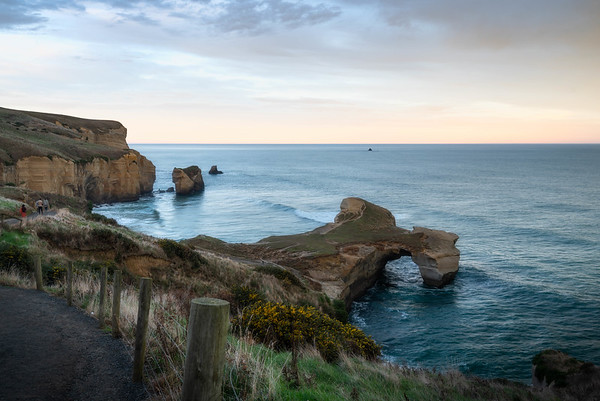 Tunnel Beach, Dunedin