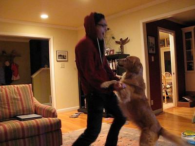Dancing with Nico