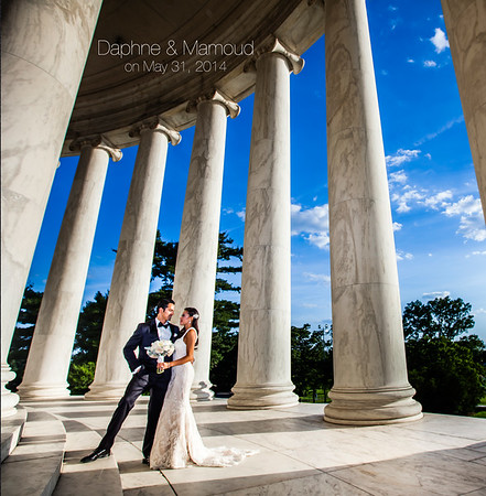 Daphne's Wedding Album