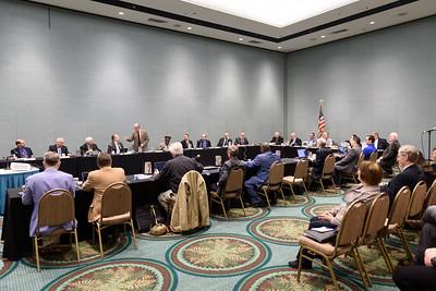 Board Meetings & Reception