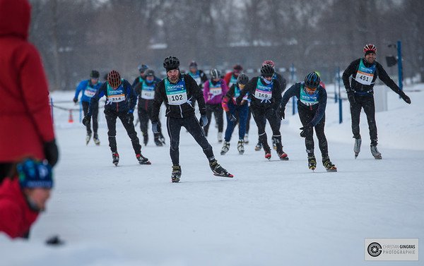 Pentathlon des neiges 2020 - 2020-02-29