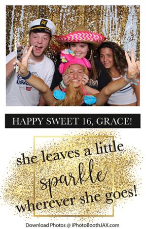 Grace's Sweet Sixteen