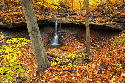 Blue Hen Falls - Oct 20 2012