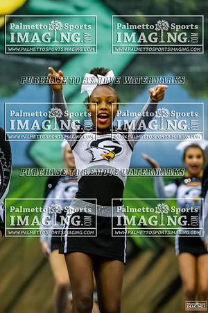 Gray Collegiate Academy Cheer BATB 2021