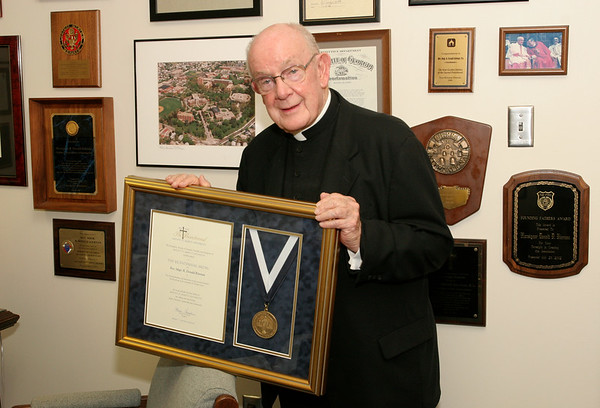 Remembering Msgr. R. Donald Kiernan