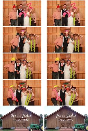 Joe and Jackie's Wedding