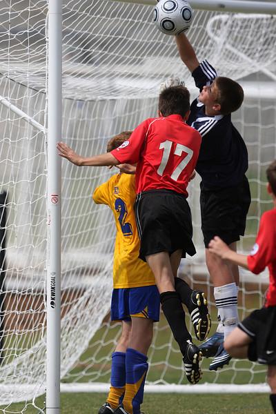 14-Jun-2009 U.S. Regional Final vs N Carolina 2-1 (OVT)