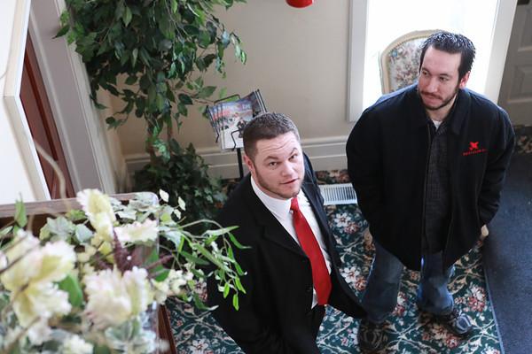 Laurel and Jakob Hofer Wedding
