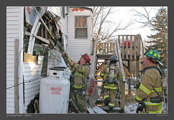 House Fire 1/26/13