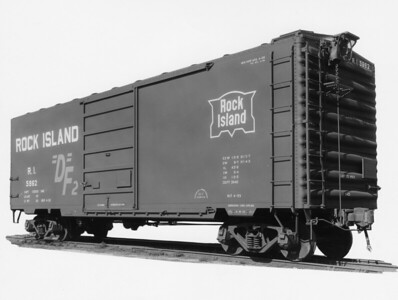 Freight Cars—Steel