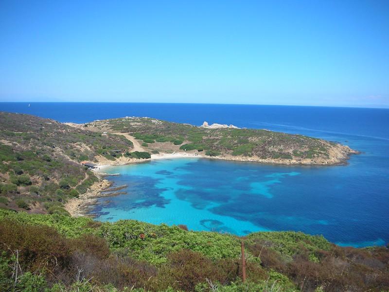 The Island of Asinara, Italy