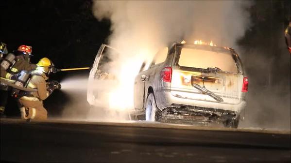 9/20/2017 CAR FIRE BRASHER CENTER...