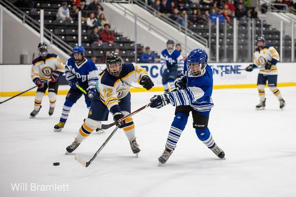 Ice Hockey: Ladue vs JBS