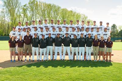 2017 UWL Baseball Team