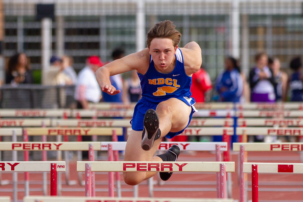 . Barry Booher - The News-Herald Action from the Division II Perry District on May 17.