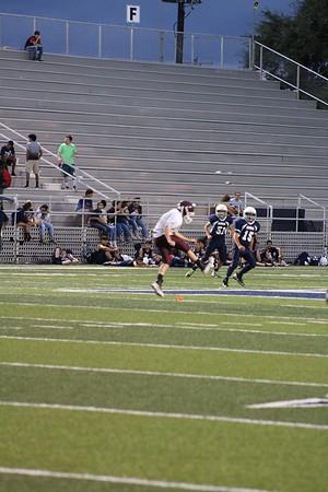 8th Grade Football Devine vs Hondo