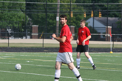 Fairview Soccer - 2009 Alumni Game