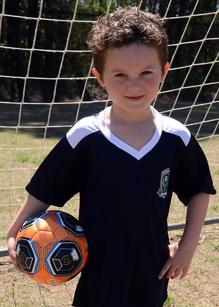 Lewis Soccer Spring 2017