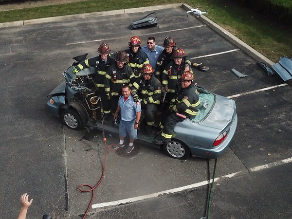 Brentwood FD Open House