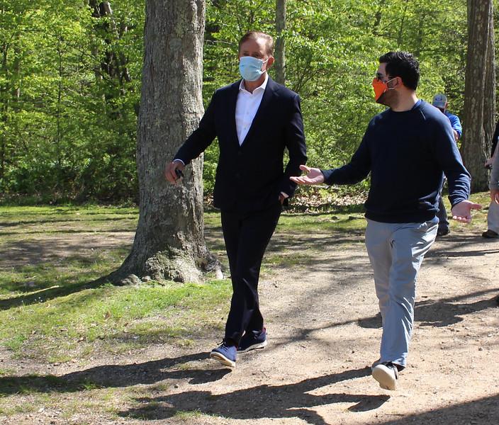 Virus Outbreak Connecticut