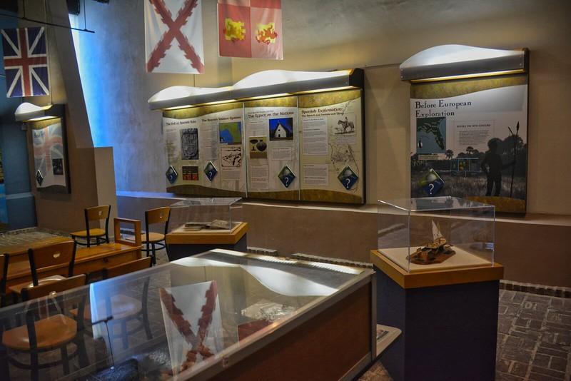 San Marcos de Apalache museum