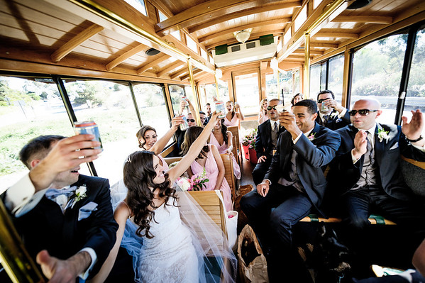 Trolley to Paso Robles