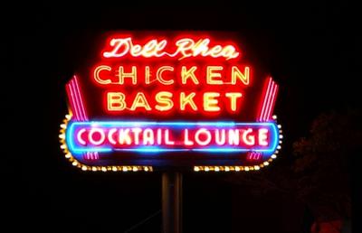Dell Rhea's Chicken Basket in Willowbrook