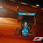 Screven Motor Sports Complex - All Star Sprint Opener - 1/29/21 - Dave J. Biros III (DB3)