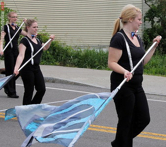 Gorham Pageant of Bands 2012