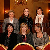 Jackie Campbell and friends who supported the Worldwide Concern Fashion Show, 07W13N58