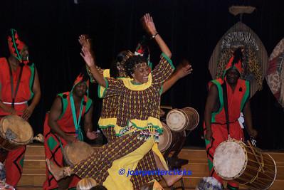 Africa Day - Dance