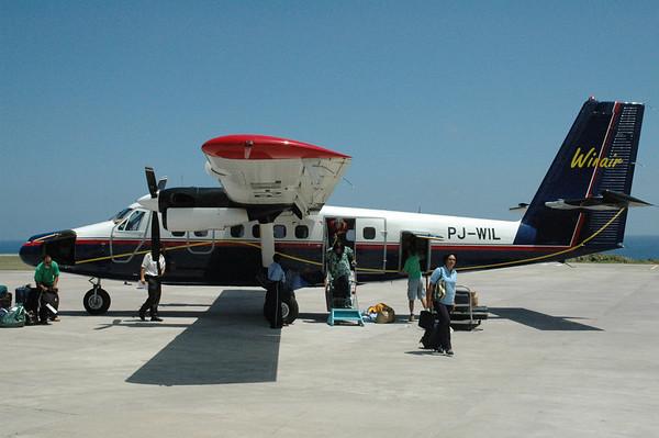 Saba Island Recon Trip