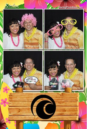 Cottonwood Church Luau