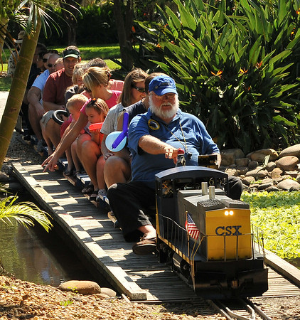 Train Day - Largo Central Park