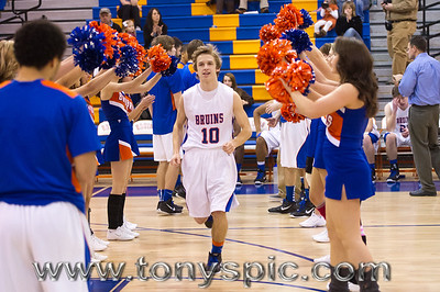 Bruins VS Lambert 14 Jan 2012