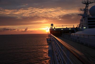Day at Sea  Nov 2