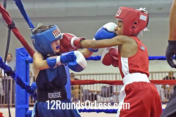 Bout 3 Isaiah Darden, Bull Pen -vs- Vincent Crissman, BSBA