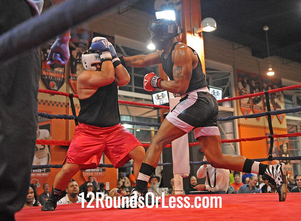 LeSean Edge (Burnside B.C.) vs Michael Gorny (Strongstyle B.C.)  201 Pounds (+)-Novice  Bout # 20