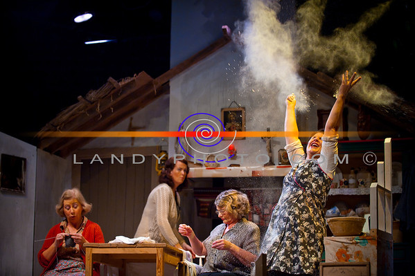 Listowel Drama Group Dancing at Lughnasa