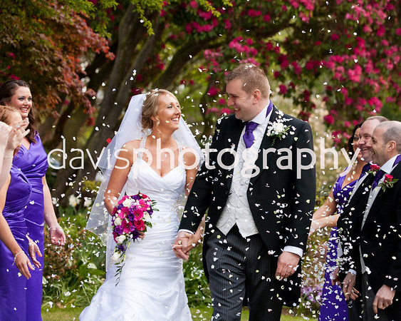 Nicola & Jonathan Wedding Photography Ross Park Hotel