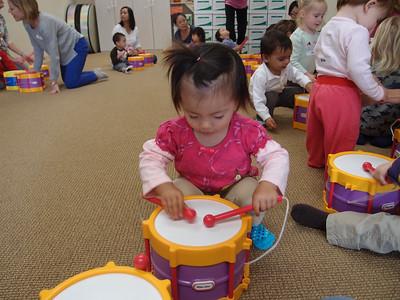 Audrey's Music Class