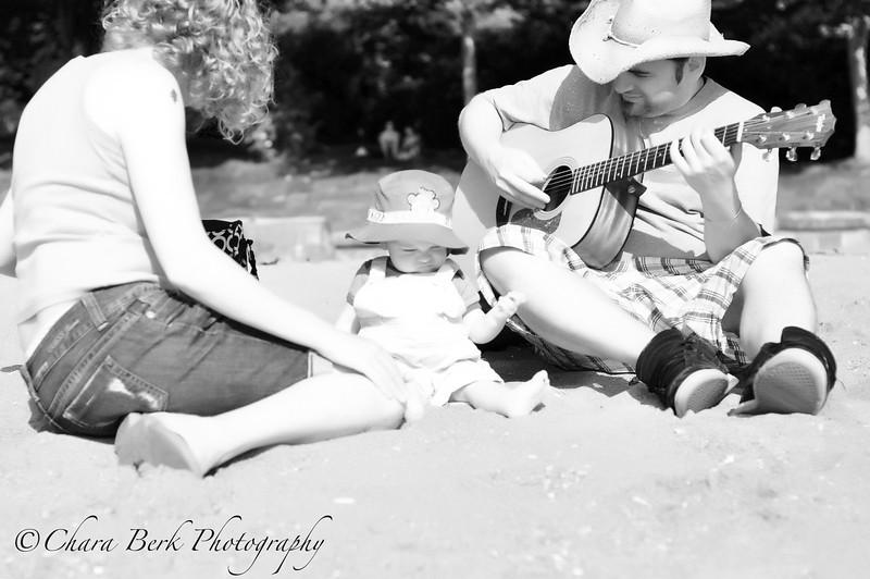 Marie,Ian and Adrian