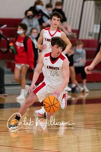 CCS MS Basketball vs. Oakdale