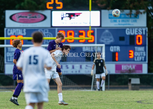 Broughton soccer vs Millbrook. October 7, 2019. D4S_6078
